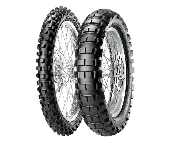 Pirelli Scorpion Rally 90/90 R21 54R TL Передняя 90/90-21