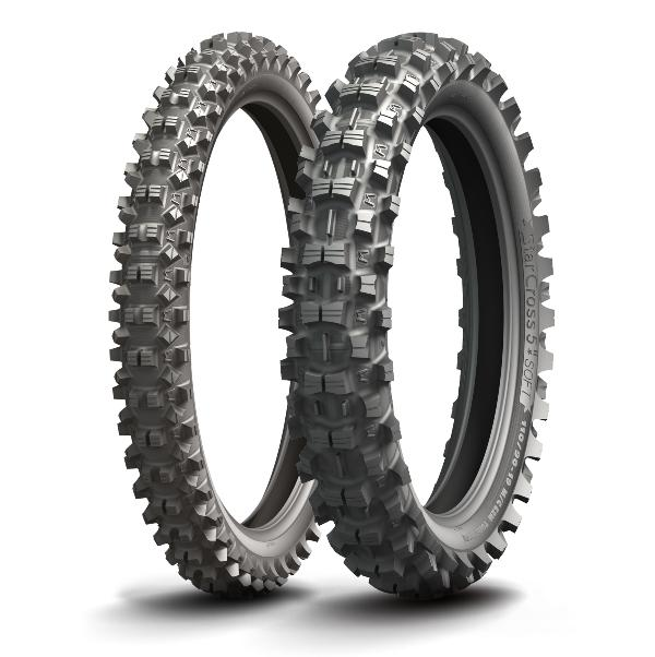 Michelin StarCross 5 Hard 90/100 R21 57M TT Передняя 90/100-21