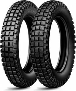 Michelin Trial Light 80/100 R21 51M TT Передняя 80/100-21